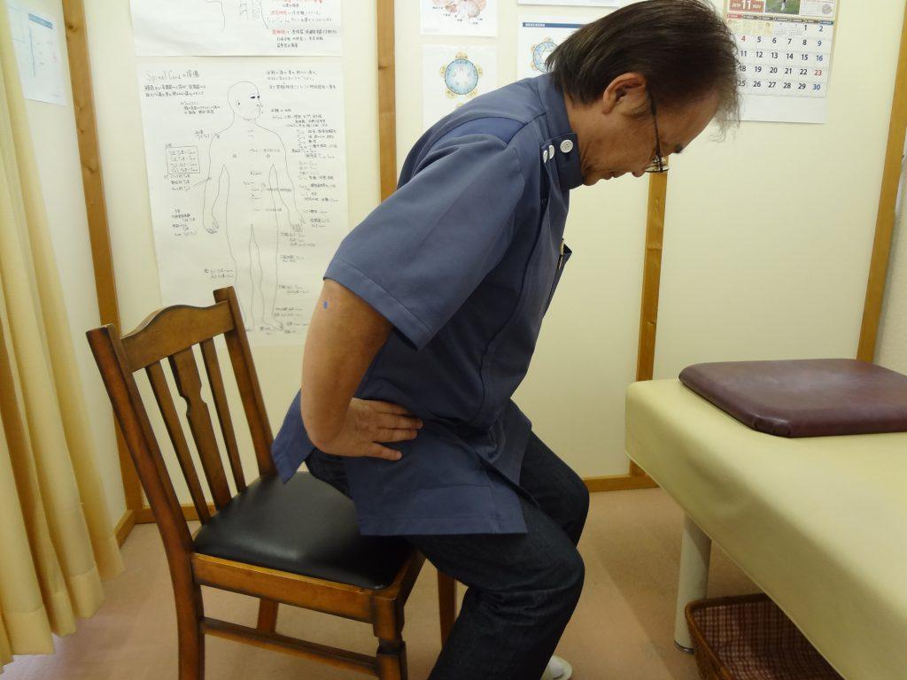 腰痛対処法②